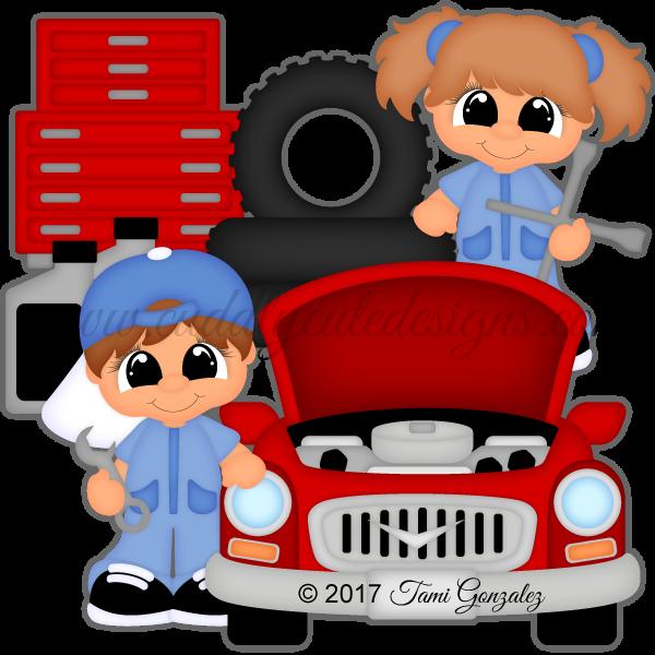Mechanic Cuties