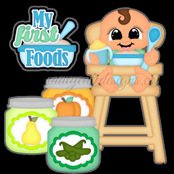 My First Foods - Boy