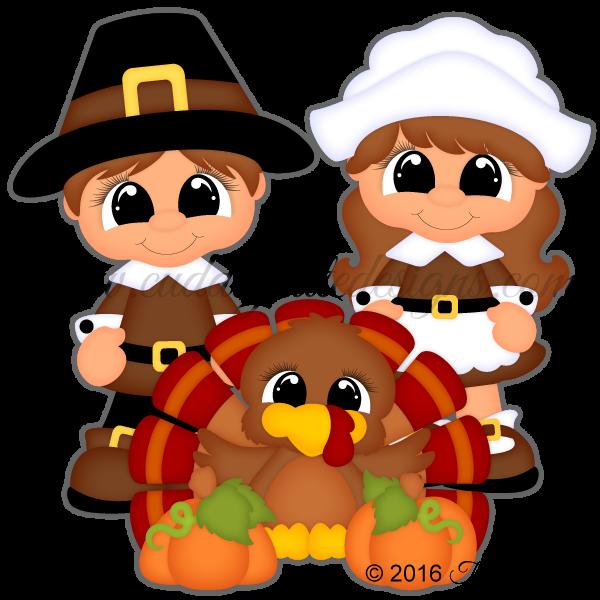 Pilgrim Cuties