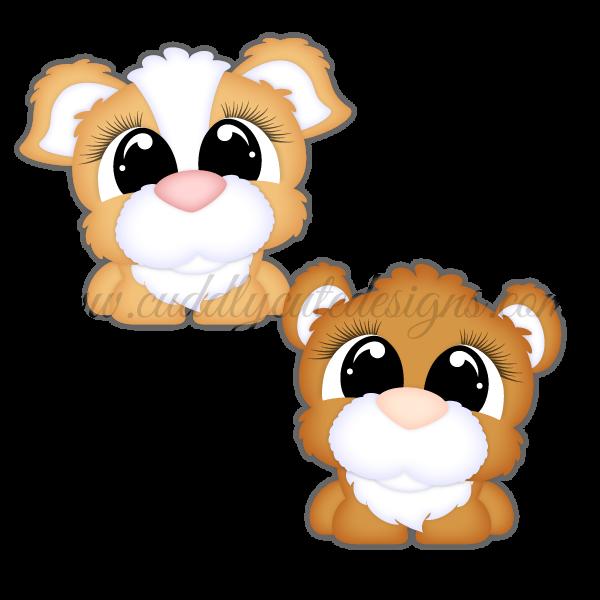 Pudgies - Guinea Pig & Hamster