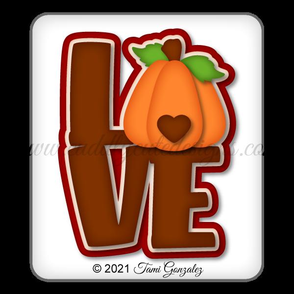 Pumpkin Love Title