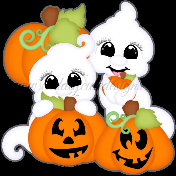Pumpkin Patch Ghosts