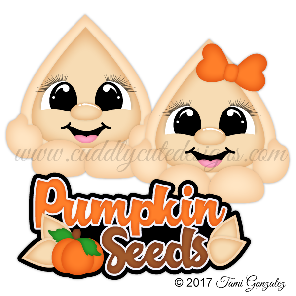 Pumpkin Seed Cuties