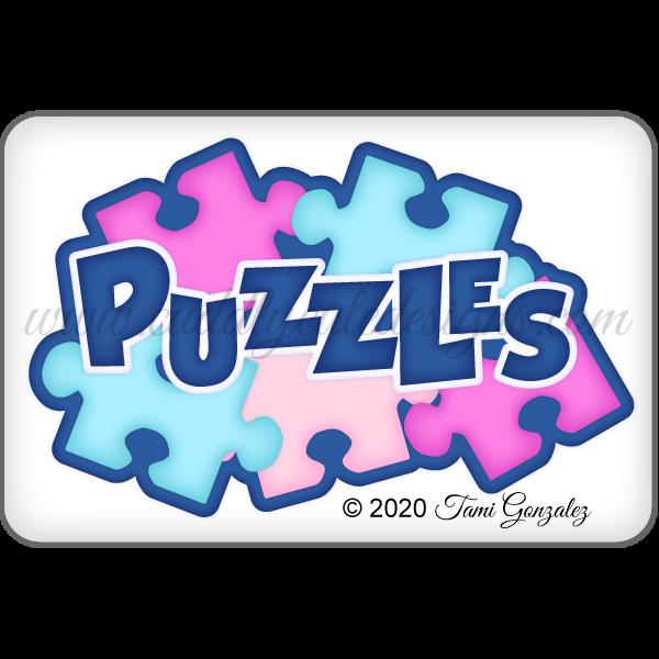 Puzzles Title