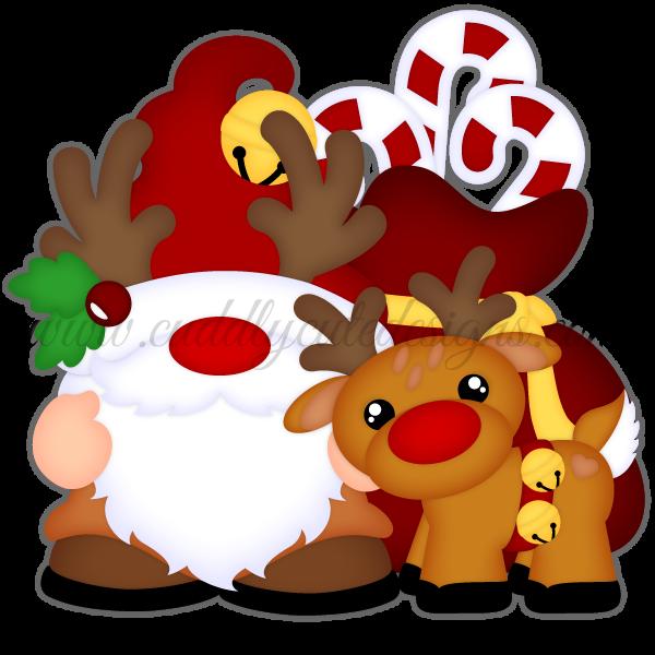 Rudolph Gnome