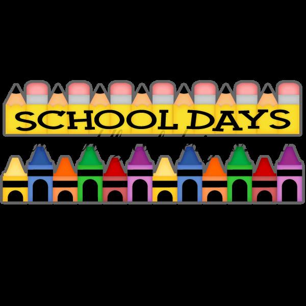 School Days Borders
