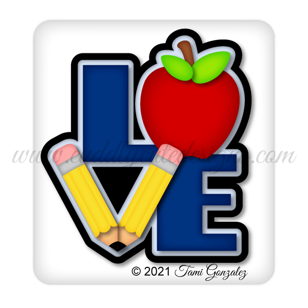 School Love Title