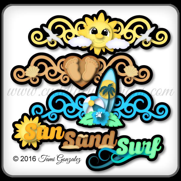 Sun Sand Surf Titles