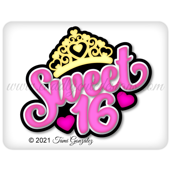 Sweet 16 Title