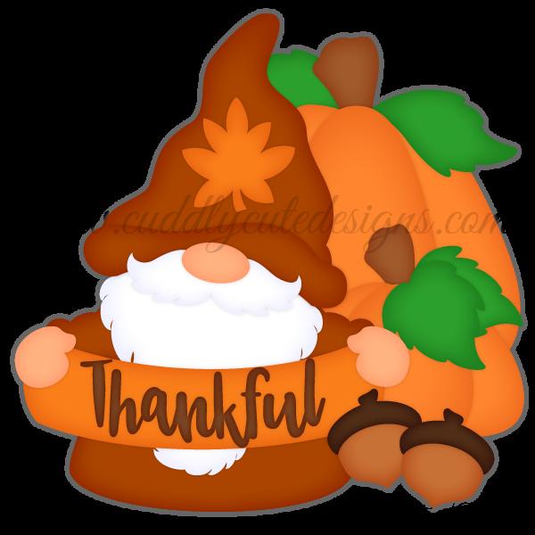 Thankful Gnome