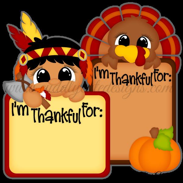 Thankful Indian & Turkey Blocks