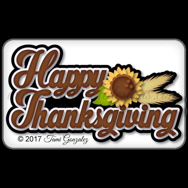 Thanksgiving Title