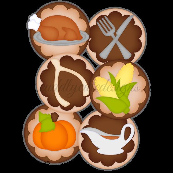 Thanksgiving Tokens