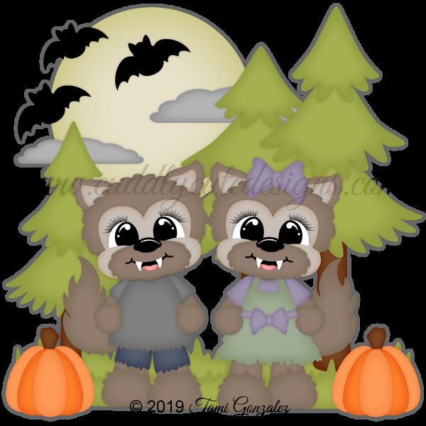 Werewolf Cuties