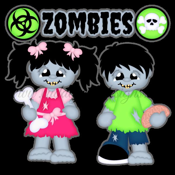 Zombie Cuties